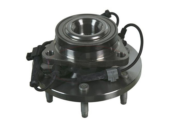 moog-515128 Front Wheel Bearing and Hub Assembly