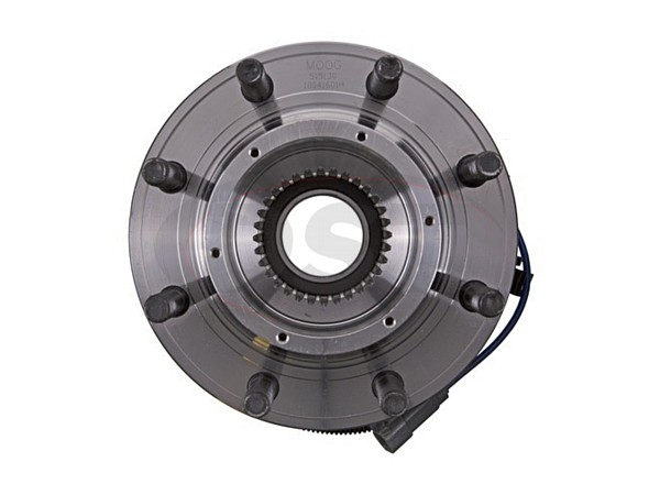 moog-515130 Front Wheel Bearing and Hub Assembly - 4 Wheel Drive