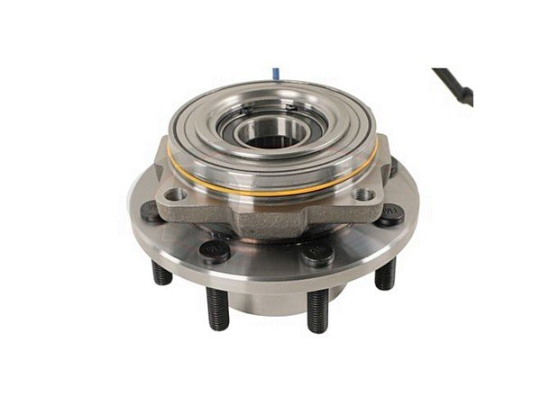moog-515131 Front Wheel Bearing and Hub Assembly - 4WD