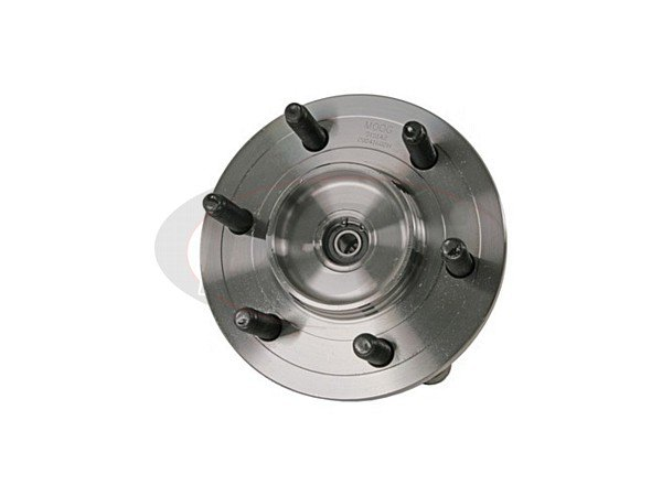 moog-515142 Front Wheel Bearing and Hub Assembly - 4WD
