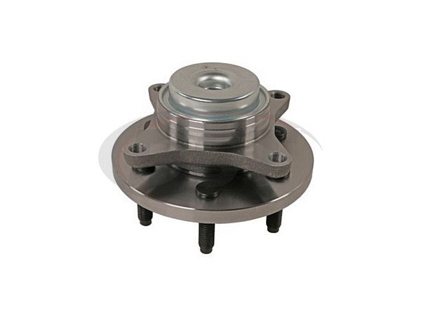 moog-515143 Front Wheel Bearing and Hub Assembly - Rear Wheel Drive
