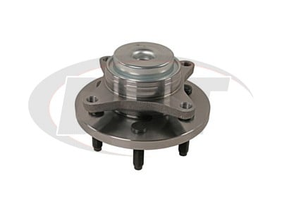 Moog Front Wheel Bearing and Hub Assemblies for Expedition, F-150, Navigator