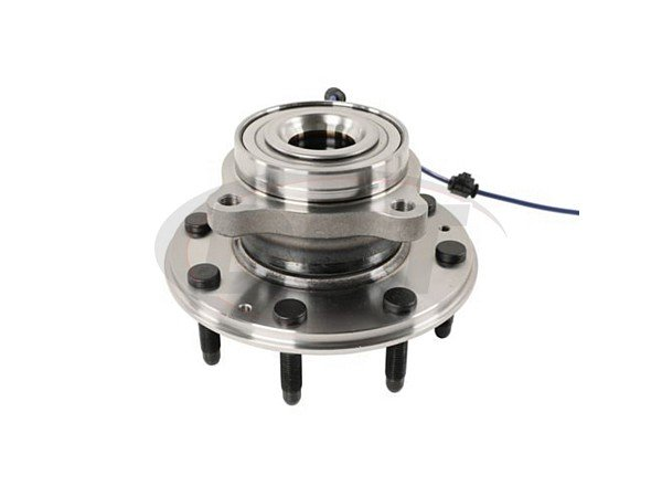 moog-515145 Front Wheel Bearing and Hub Assembly - Single Rear Wheel