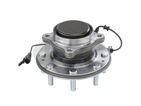 moog-515147 Front Wheel Bearing and Hub Assembly - Dual Rear Wheel - Rear Wheel Drive