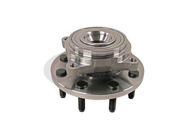 MOOG-515148 Front Wheel Bearing and Hub Assembly