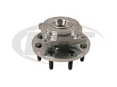 Moog Front Wheel Bearing and Hub Assemblies for 2500, 3500