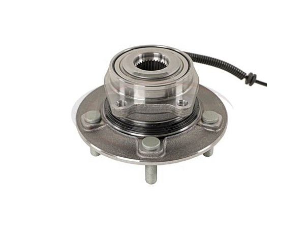 moog-515150 Front Wheel Bearing and Hub Assembly