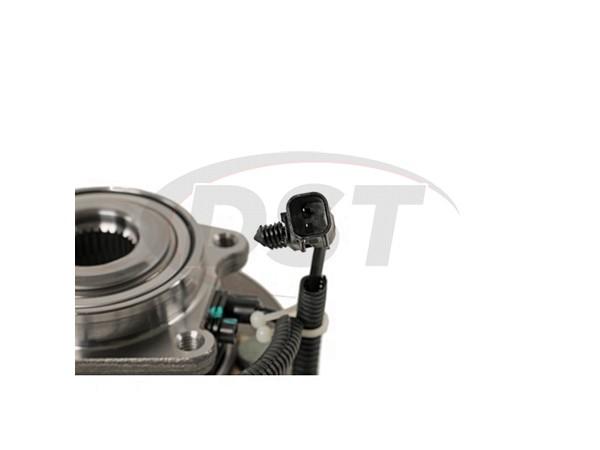 moog-515150 Front Wheel Bearing and Hub Assembly
