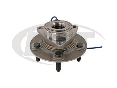 Moog Front Wheel Bearing and Hub Assemblies for 1500