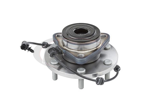 moog-515156 Front Wheel Bearing and Hub Assembly - Rear Wheel Drive