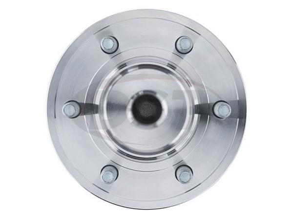 moog-515157 Front Wheel Bearing and Hub Assembly