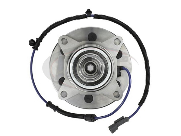 moog-515158 Wheel Bearing and Hub Assembly
