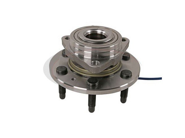 moog-515160 Front Wheel Bearing and Hub Assembly - Four Wheel Drive
