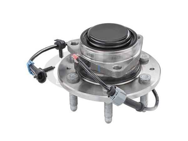 moog-515161 Front Wheel Bearing and Hub Assembly