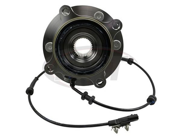 moog-515171 Wheel Bearing and Hub Assembly