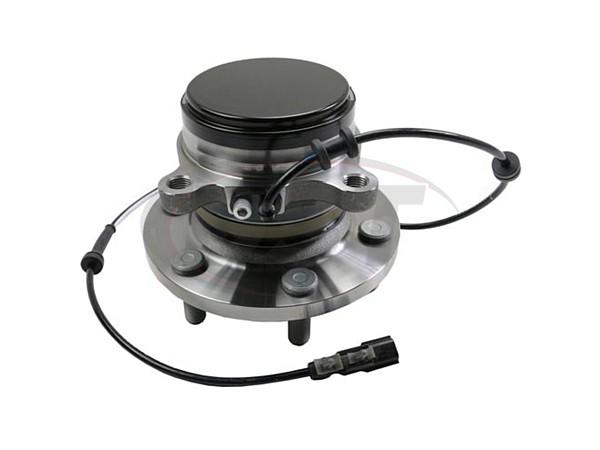 moog-515172 Front Wheel Bearing and Hub Assembly