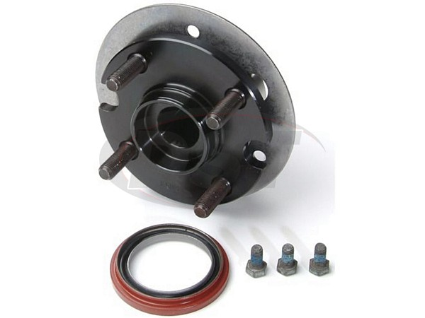 Front Hub Repair Kit - 4 Stud Hub