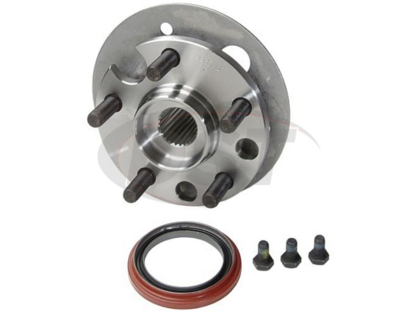 Front Wheel Hub Repair Kit - 5 Stud Hub