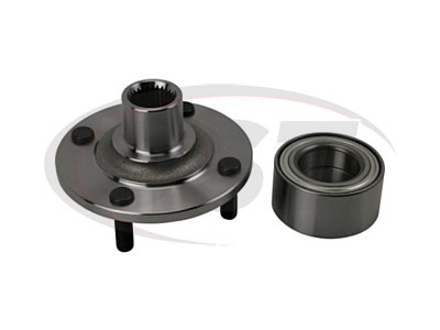 Moog Front Wheel Bearing and Hub Assemblies for Contour, Cougar, Mystique