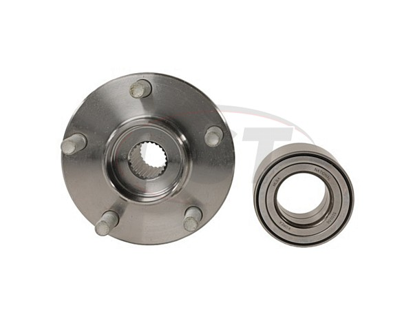 FRONT WHEEL HUB ONLY FOR 2010-2013 FORD TRANSIT CONNECT EACH FAST SHIPPING