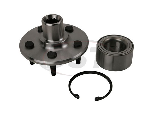 Ford Explorer 4WD 2002 Rear Hub Repair Kit