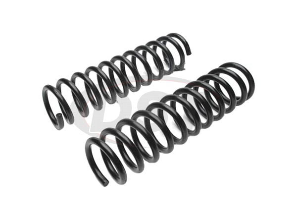 MOOG-5230 Front Coil Springs - Pair
