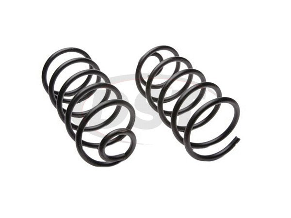 MOOG-5235 Rear Coil Springs - Pair