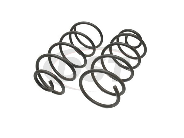 MOOG-5237 Rear Coil Springs - Pair