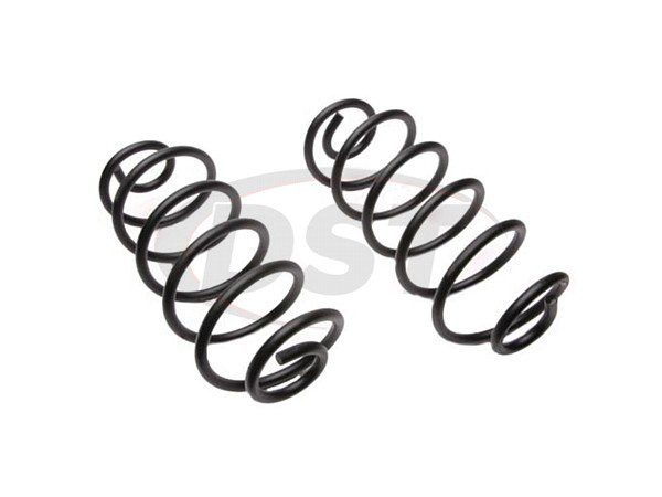 Rear Coil Springs - Pair