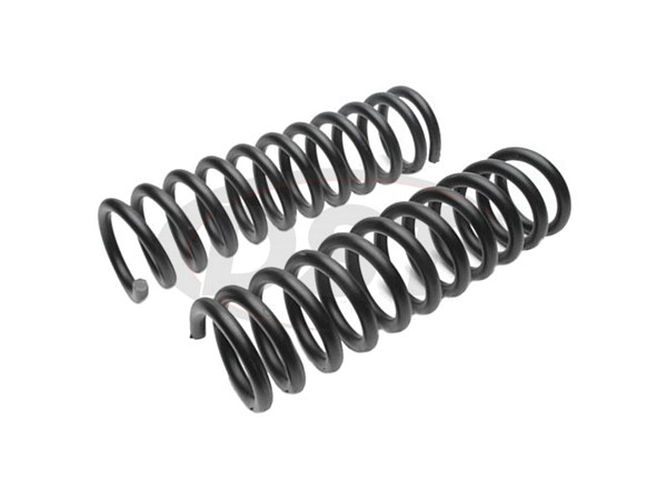 MOOG-5272 Front Coil Springs - Pair