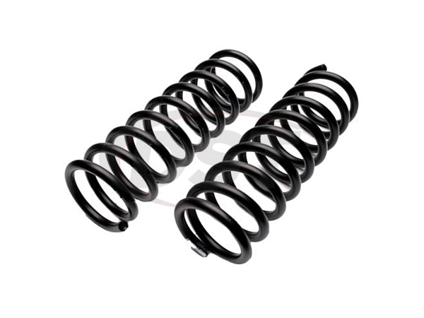 MOOG-5276 Front Coil Springs - Pair