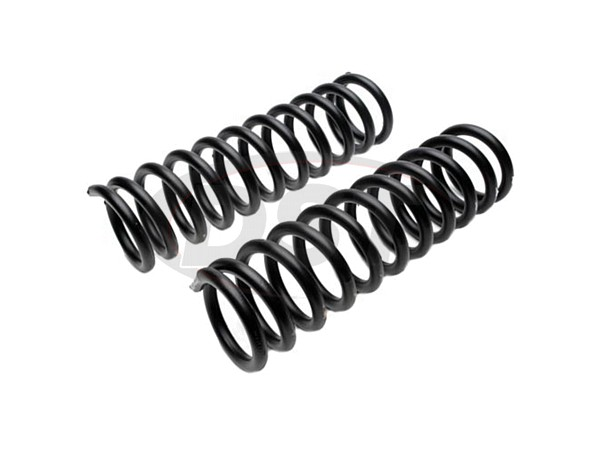 Chevrolet Chevelle 1971 Front Coil Springs - Pair