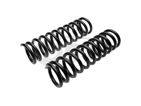 MOOG-5372 Front Coil Springs - Pair