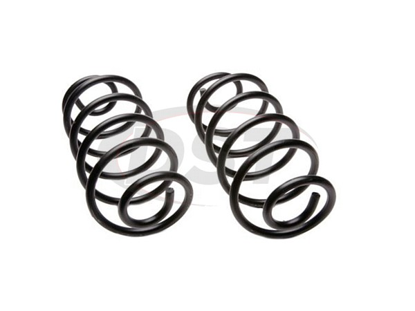 MOOG-5375 Rear Coil Springs - Pair