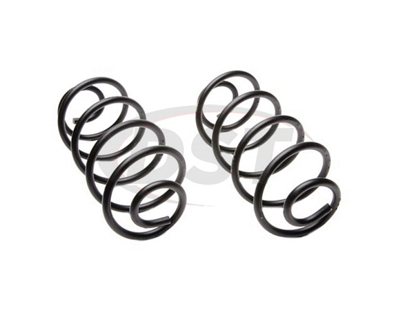 MOOG-5377 Rear Coil Springs - Pair