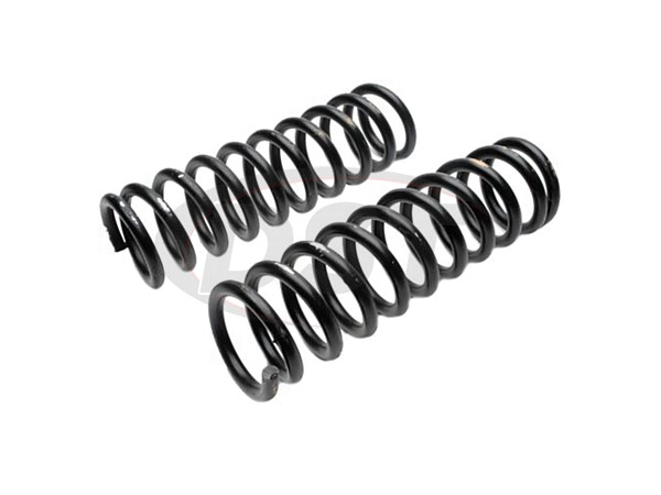 MOOG-5380 Front Coil Springs - Pair