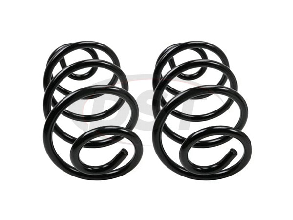 MOOG-5385 Rear Coil Springs - Pair