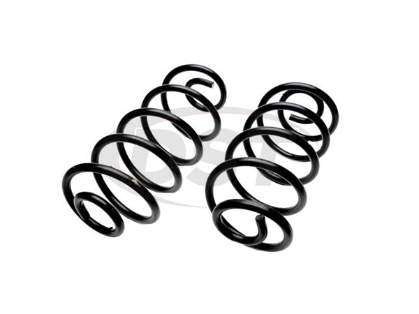 MOOG-5395 Rear Coil Springs - Pair