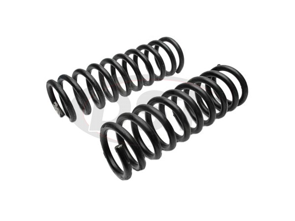 moog-5396 Front Coil Springs - Pair