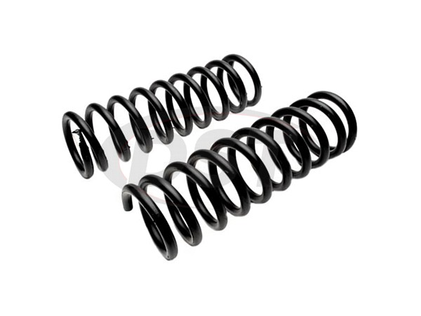 MOOG-5404 Front Coil Springs - Pair