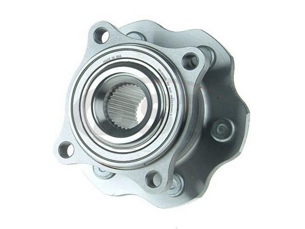 MOOG-541003 Rear Wheel Bearing and Hub Assembly