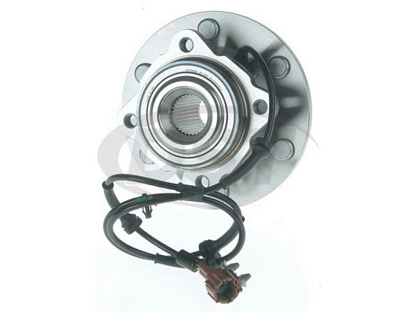 MOOG-541004 Rear Wheel Bearing and Hub Assembly