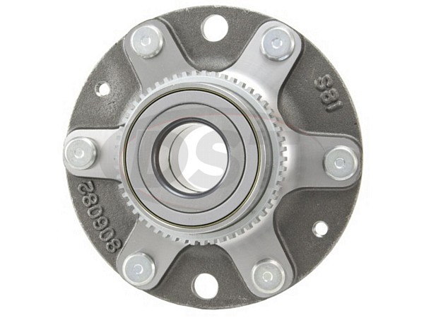 MOOG-541007 Rear Wheel Bearing and Hub Assembly