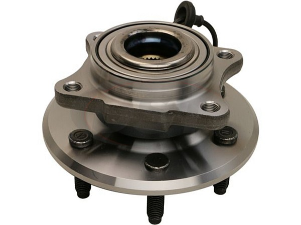 MOOG-541008 Rear Wheel Bearing and Hub Assembly