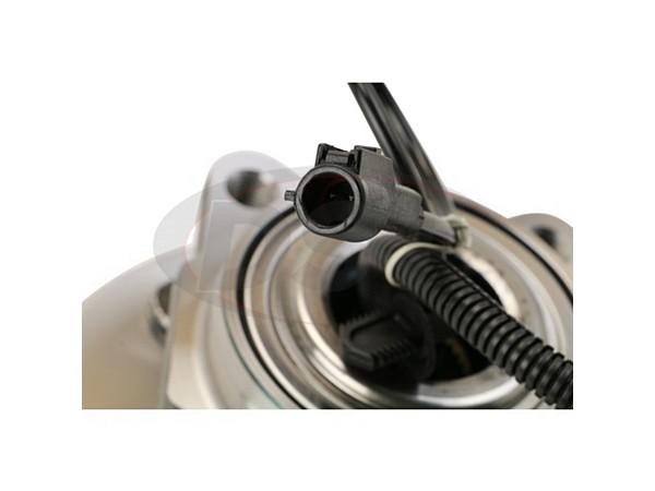 MOOG-541008 Rear Wheel Bearing and Hub Assembly