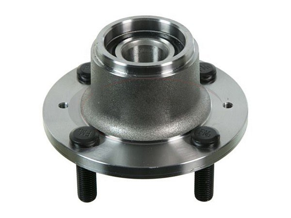 moog-541010 Rear Wheel Bearing and Hub Assembly