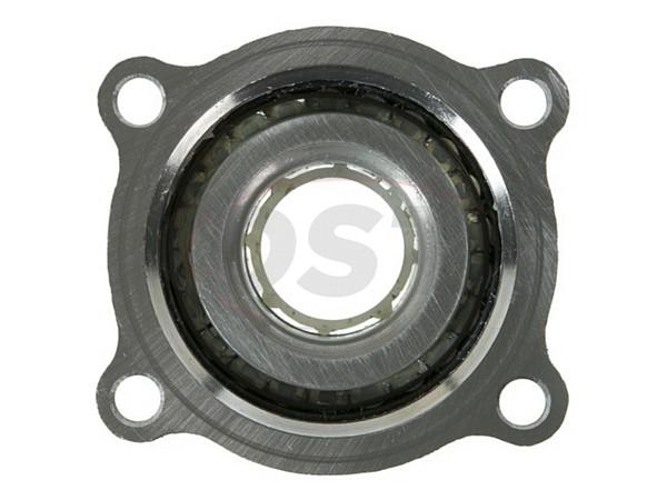 for Left /& Right Side Notes: 3.3 V6 Set of 2 Rear Inner Wheel Bearing fits 2000 Nissan Frontier