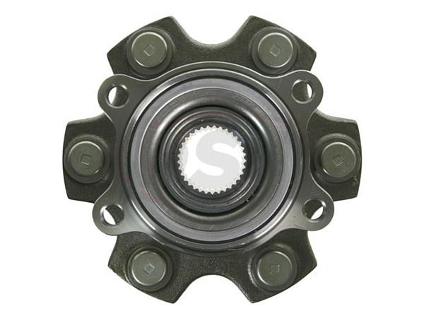 moog-541012 Rear Wheel Bearing and Hub Assembly - Rear Position