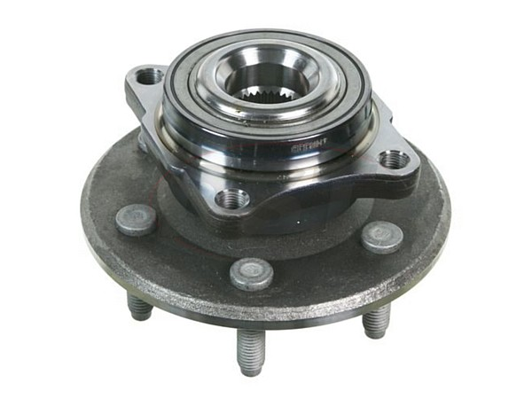 moog-541013 Rear Wheel Bearing and Hub Assembly - Rear Position
