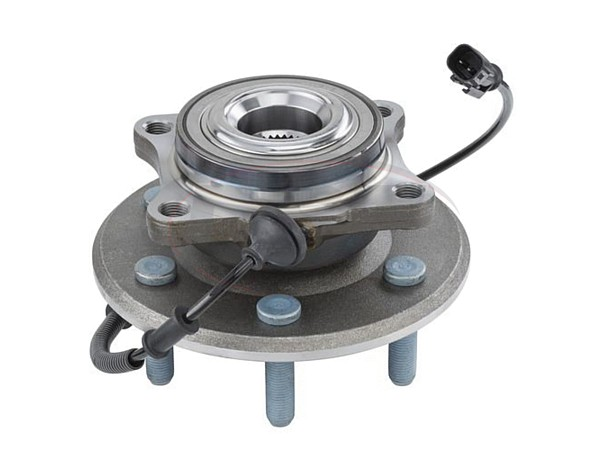 moog-541015 Rear Wheel Bearing and Hub Assembly - Rear Position